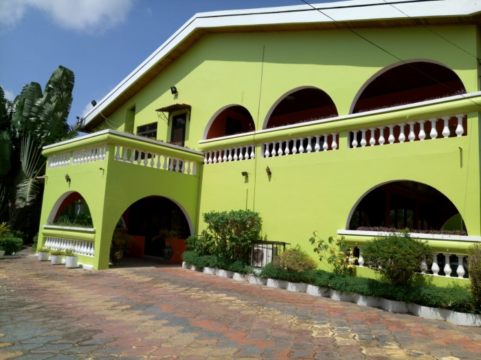 East Legon  5 Bed House With 3 Bedroom Boys Quarters,