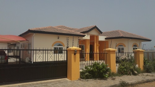 3 Bed House,  East Airport,  Accra