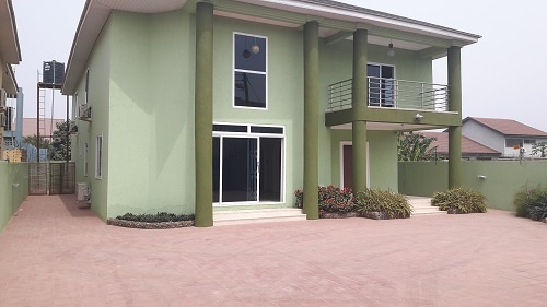East Legon 4 Bedroom House,