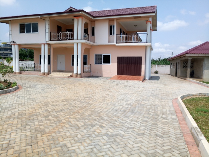 5 Bed House,  Adjiringanor ,  Accra