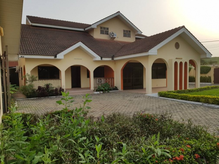 East Legon 7 Bedroom Office Space,