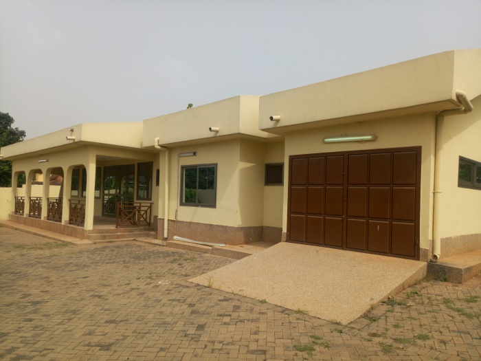 West Legon 4 Bedroom House  Residence/office,