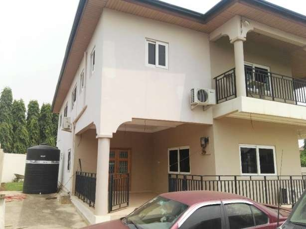 East Legon 4 Bedroom House With 1 Bed Boys Quarters,