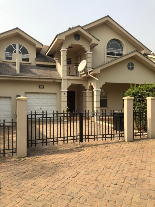 Cantonments 3 Bedroom House With 1 Bed Boys Quarters,