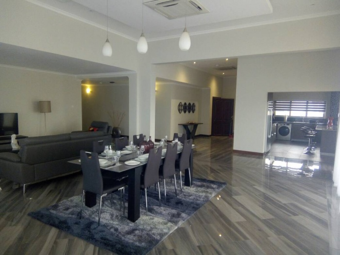3 Bed Penthouse,  Airport,