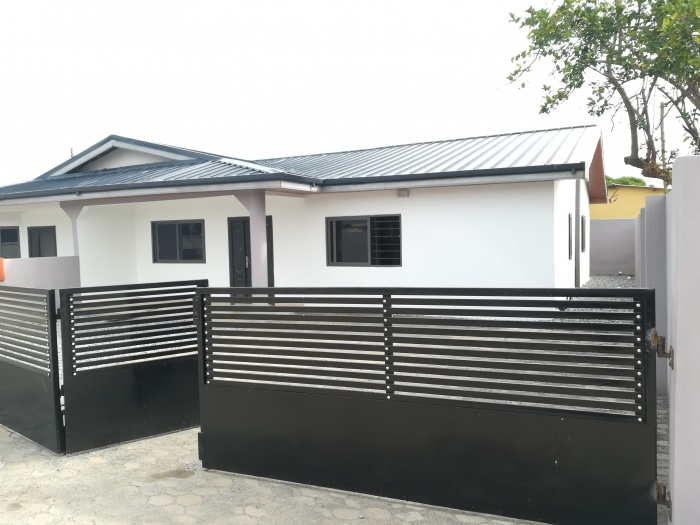 Teshie 2 Bedroom Semi-deached House ,