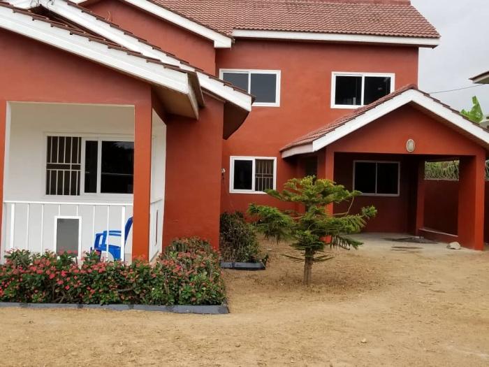 5 Bed House,  Weija,  Ghana