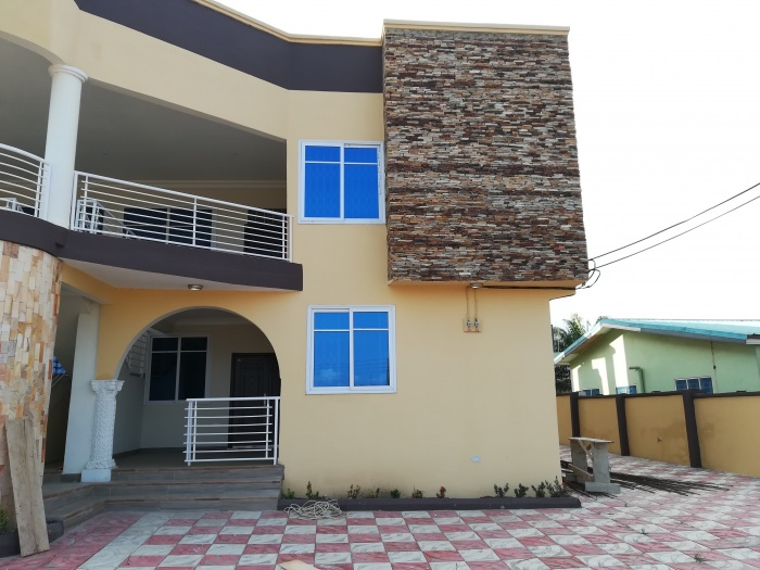 3 Bed Apartment,  Pokuase ,  Accra
