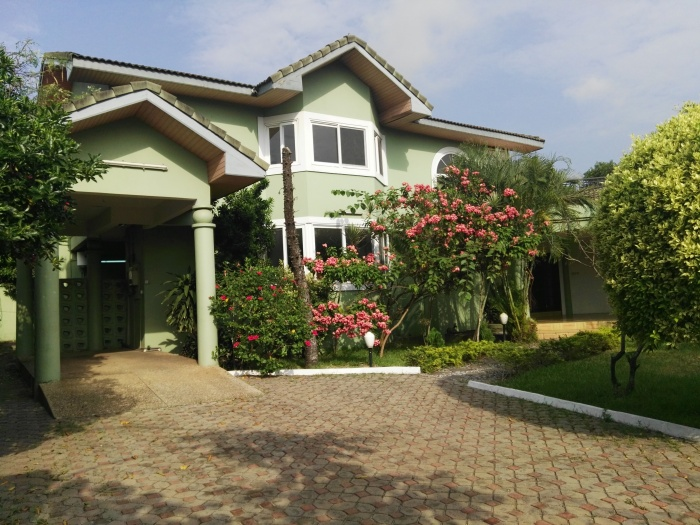 Cantonments 4 Bedroom House,