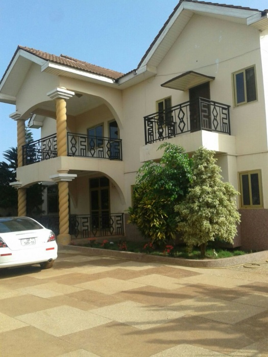5 Bed House,  Spintex Five Bedroom House ,