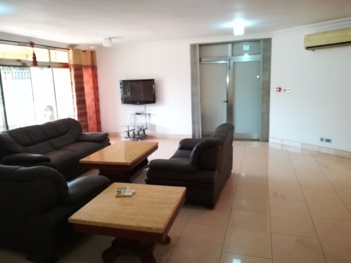 3 Bed Apartment,  Osu,