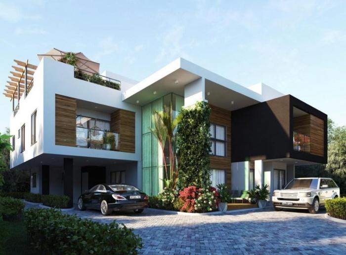 5 Bed House,  East Legon,