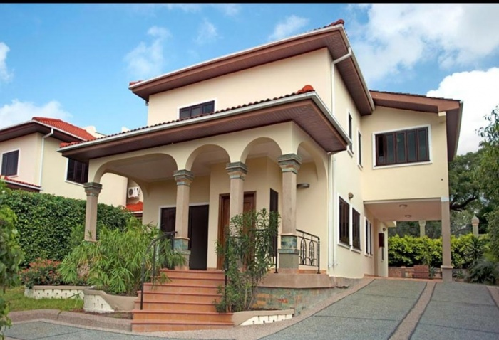 4 Bed House,  Cantonments,