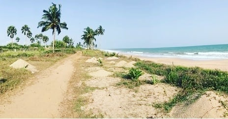 Beach Land,  Takoradi,