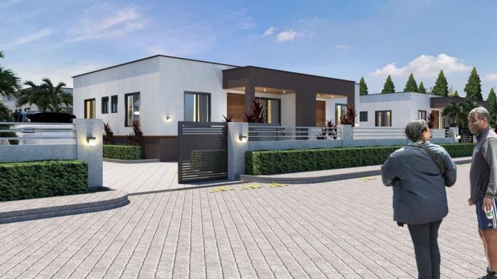 3 Bed House,  Katamanso,