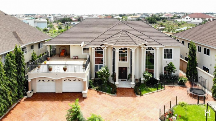 6 Bed House,  East Legon,
