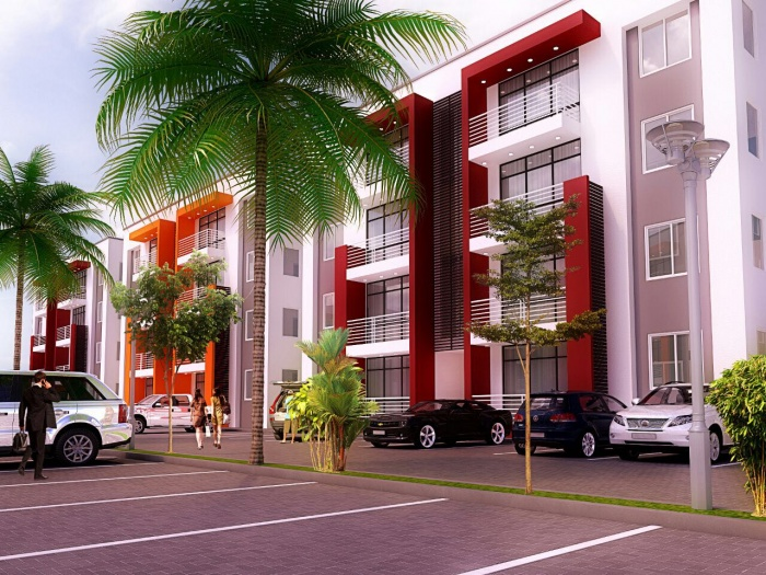 Adjiringanor 2 Bedroom Apartment,
