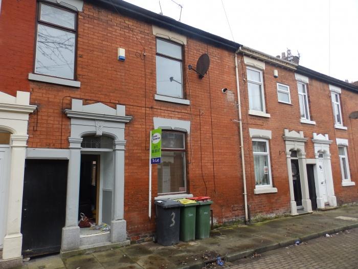 3 Jemmett Street,  Preston,  Preston,  PR1 7XH