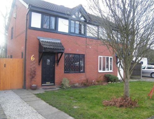 6,  Larchwood,  Preston,  PR2 1NX