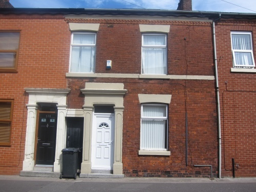 126,  Plungington Road,  Preston,  PR1 7UE