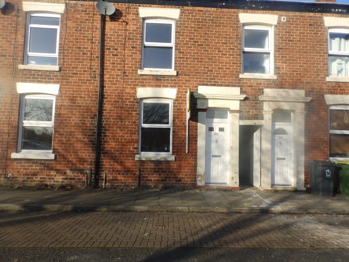 102,  Villiers Street,  Preston,  PR1 7PB