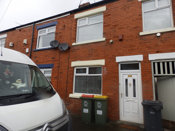 28 ,  Denville Road,  Preston,  PR1 5XU