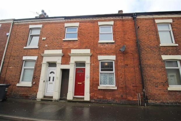117,  Plungington Road,  Preston,  PR1 7UE