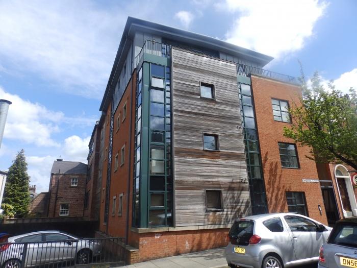 8 Simpson Court,  Chaddock Street,  Preston,  PR1 3TW