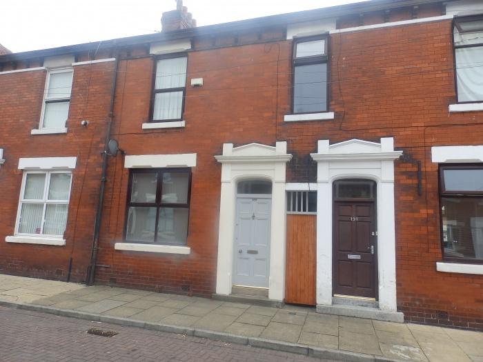 189,  Emmanuel Street,  Preston,  PR2 1BX