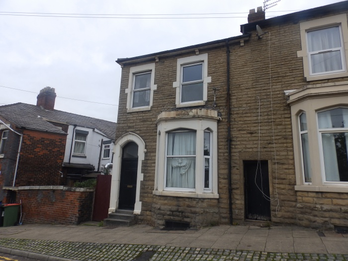 22,  West View Terrace,  Preston,  PR1 8UA