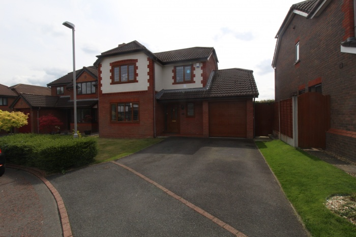 31,  Heatherway,  Preston,  PR2 9AR