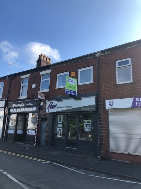 64,  Plungington Road,  Preston,  PR1 7RA
