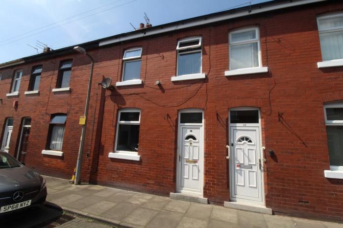 18,  Portland Street,  Preston,  PR1 8PR