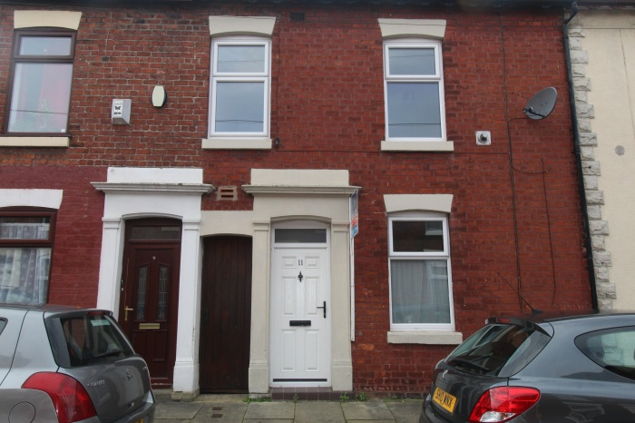 11,  Henderson Street,  Preston,  PR1 7XP