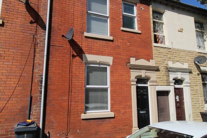 13,  Jemmett Street,  Preston,  PR1 7XH