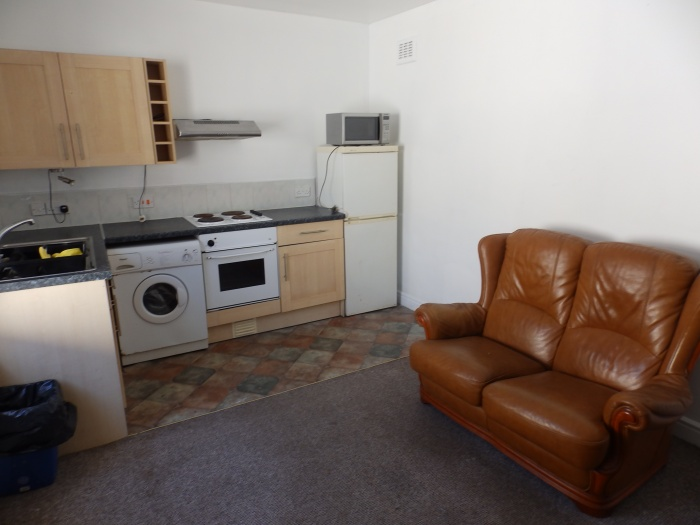 Flat 5,  3 Stanley Terrace,  Preston,  PR1 8JE