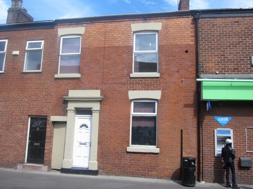 98,  Plungington Road,  Preston,  PR1 7UE