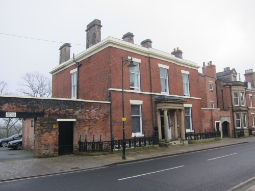 Apt 8,  Ribblesdale Place,  Preston,  PR1 3AF