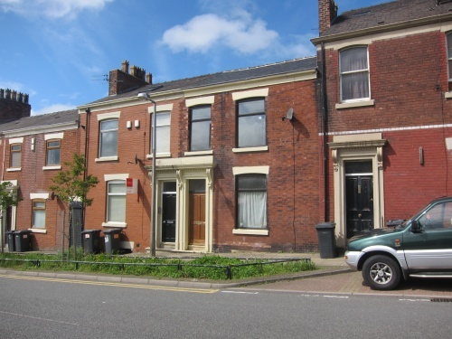 18,  Christian Road,  Preston,  PR1 8NB