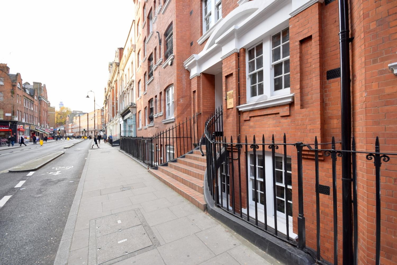 Tavistock Place, Bloomsbury, WC1H