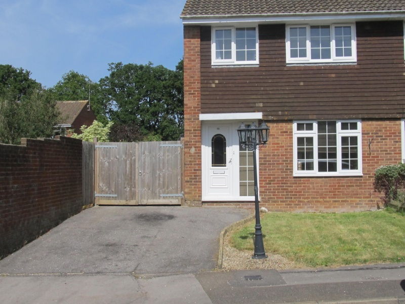 Wheelwright Lane,  Burgess Hill,