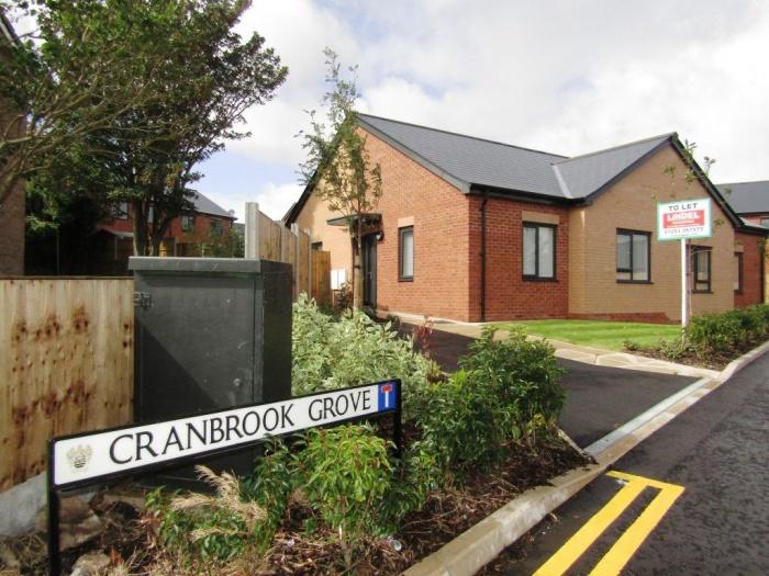 Cranbrook Grove,  Blackpool