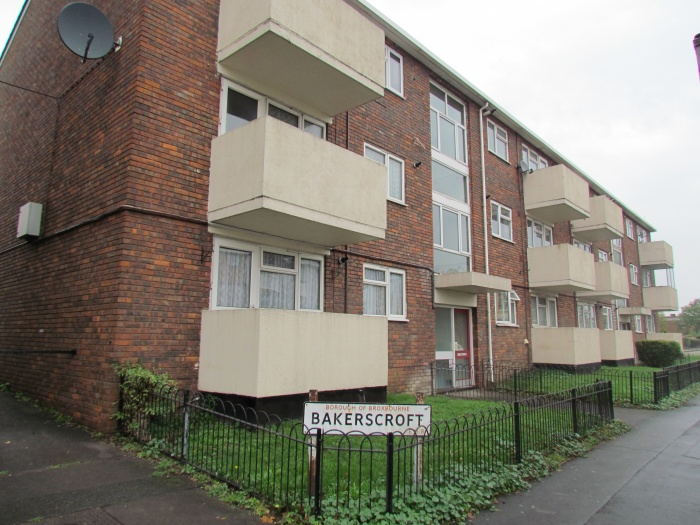 Bakerscroft,  Cheshunt,
