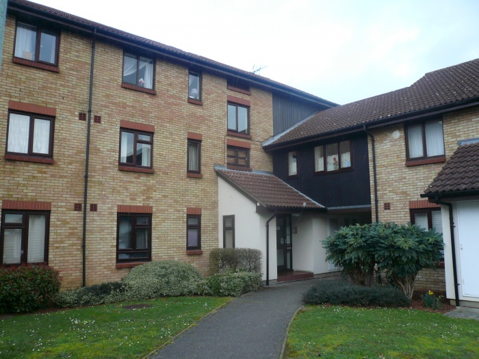 King Arthur Court,  Cheshunt,