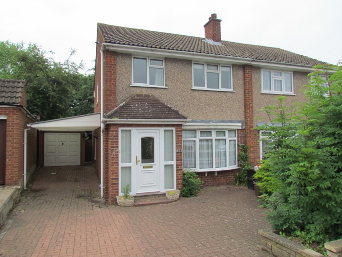Perrysfield Road,  Cheshunt,