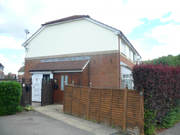 Mortimer Gate,  Cheshunt,