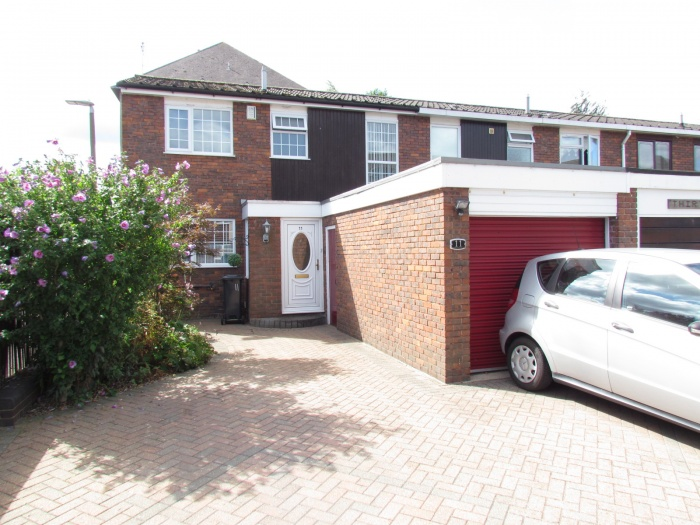 Brookfield Lane East,  Cheshunt,