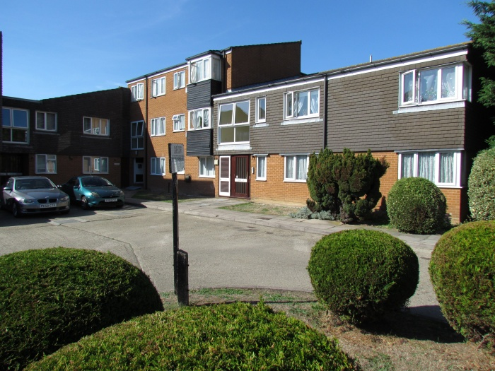 Claire Court,  Cheshunt,