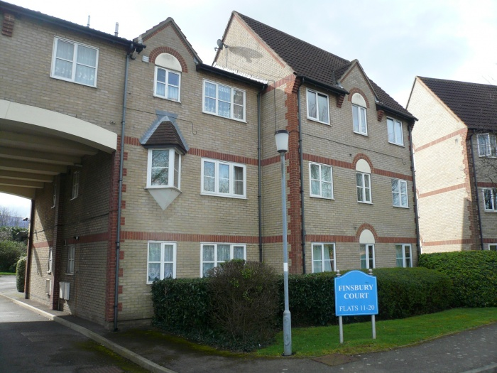 Finsbury Court,  Waltham Cross,