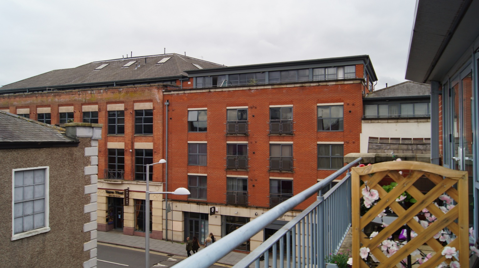 Castle Exchange, George Street, Nottingham, NG1